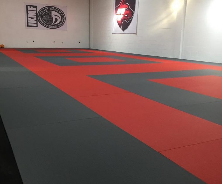 WatchDog Krav Maga Gym Area