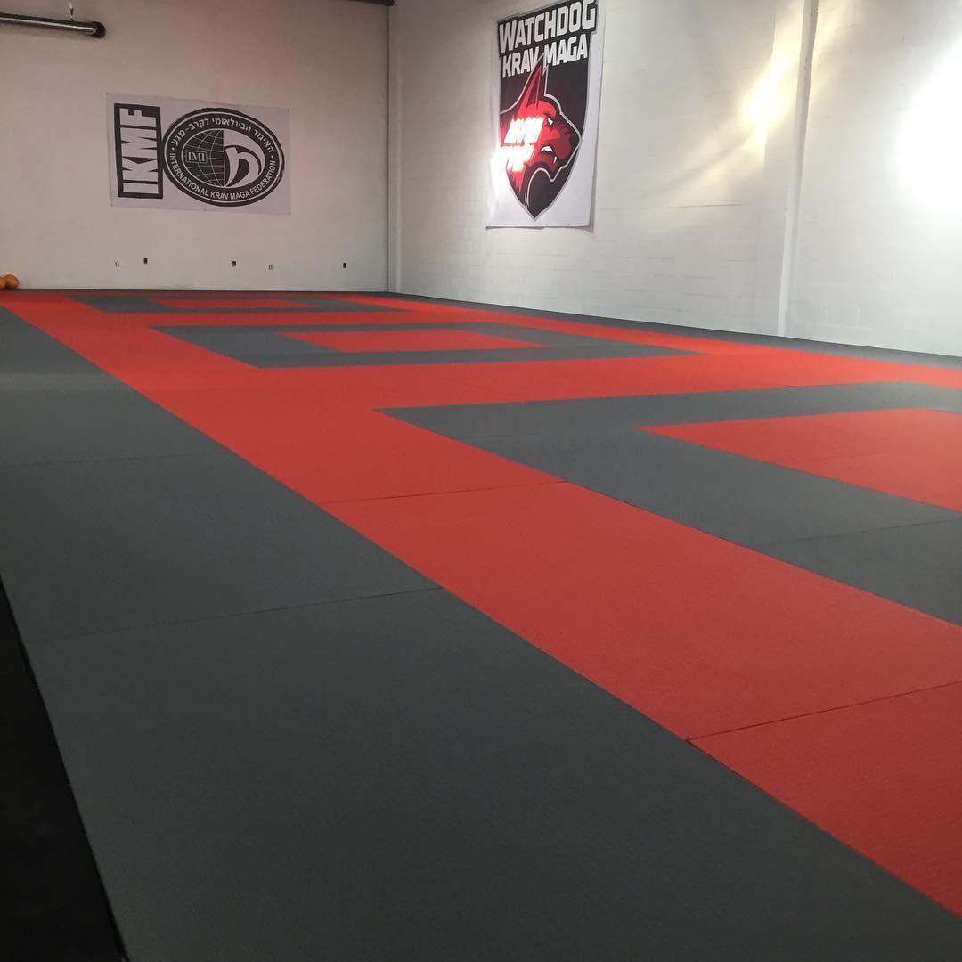 WatchDog Krav Maga Gym Area