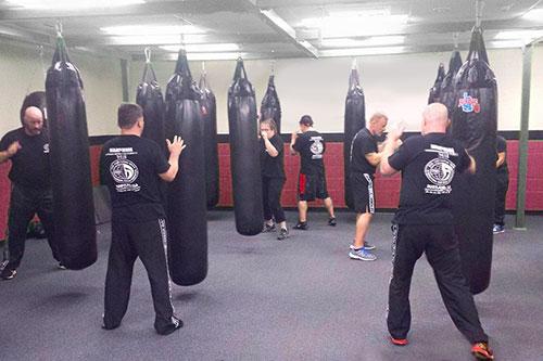 Boxing Class - Heavy Bag