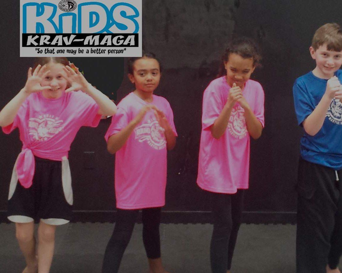 Kids Krav Maga