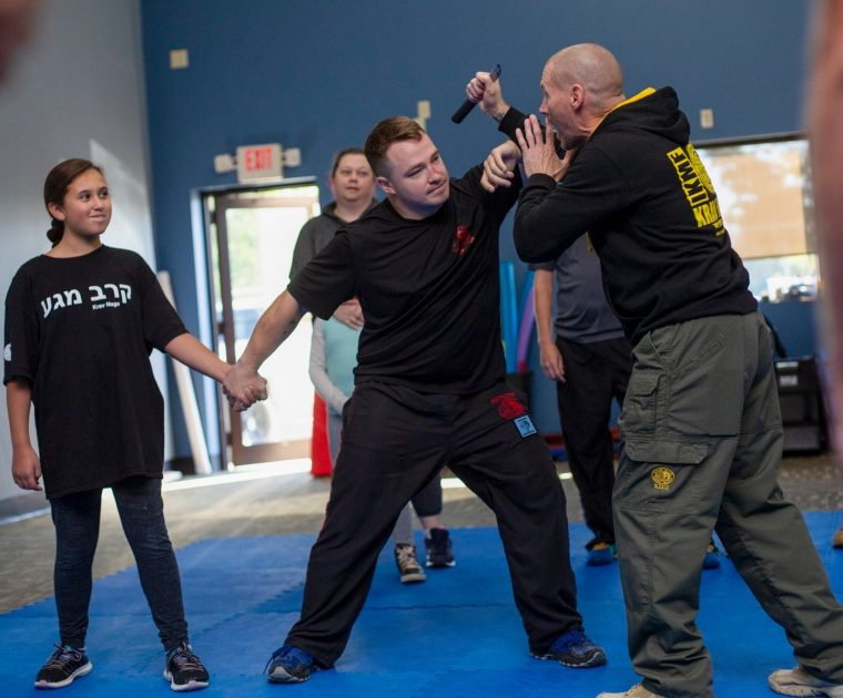 Krav Maga, Self Defense