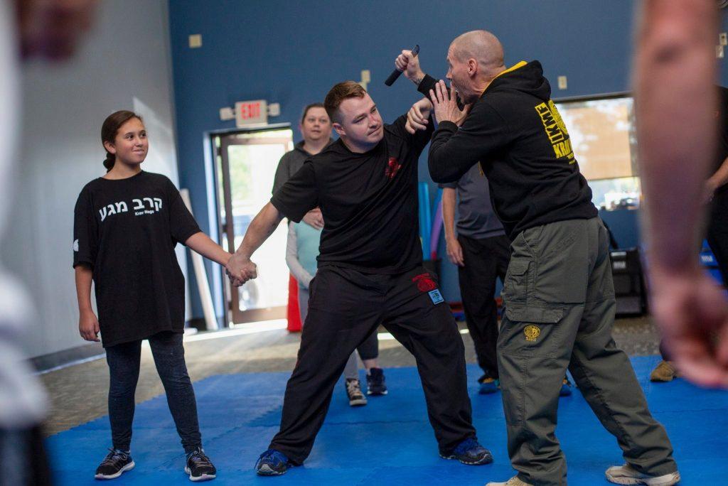 Advanced Adult Krav Maga Training